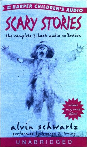 2001 Lanyard - Scary Stories Audio Collection by Alvin Schwartz (2001-08-21)
