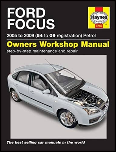 Ford Focus Petrol (05 - 11) Haynes Repair Manual: Amazon.es: Haynes Publishing: Libros en idiomas extranjeros