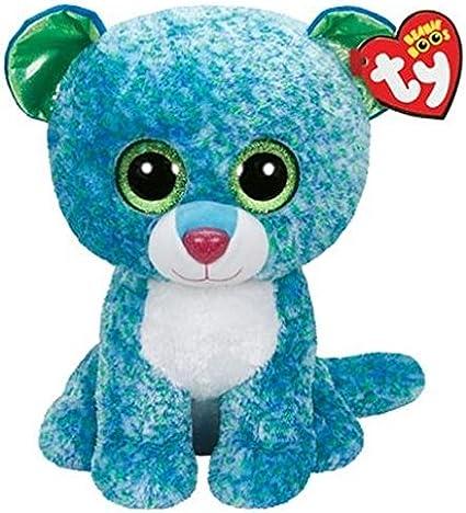 Ty Beanie Boos Leona Animale Bosco Peluches Giocattolo 460, Multicolore, 8421368174