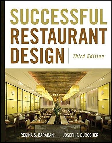 Amazon Successful Restaurant Design 9780470250754 Regina S Baraban Joseph F Durocher Books