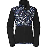 The North Face Denali Jacket - Women's (X-Small, Recycled TNF Black/TNF Black Floral Crystal Print)