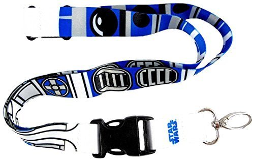 Star Wars R2 D2 Lanyard Plasticolor product image