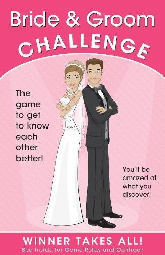 Bride & Groom Challenge: The Game of Who Knows Who Better (Winner Takes All)
