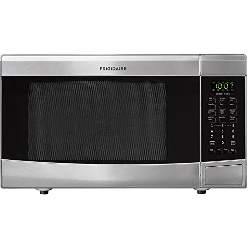 Frigidaire Stainless Steel Top - Frigidaire FFMO1611LS1.6 Cu. Ft. Stainless Steel Countertop Microwave