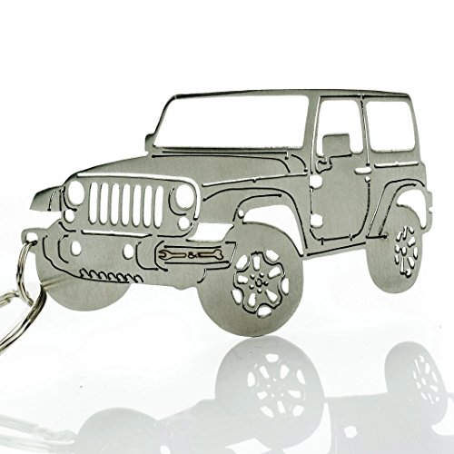 Key Chain Jeep Enthusiasts Accessories