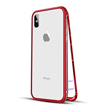 coque aimante iphone x