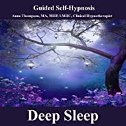 Deep Sleep Hypnosis With Binaural Delta Waves