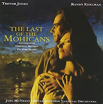 Image result for the last of the mohicans soundtrack amazon