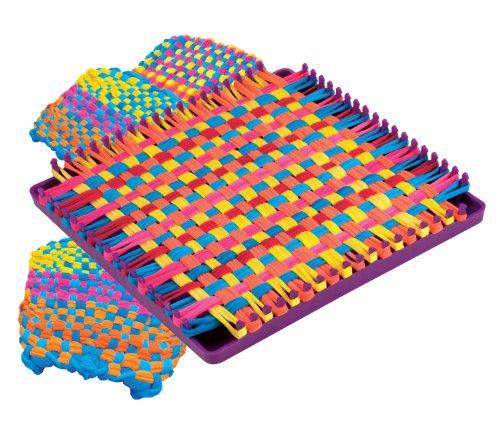 MegaBrands Weaving Loom Activity Kit (Loops Weaving Loom)