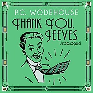 Thank You, Jeeves Audiobook