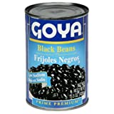 Goya Black Beans Low Sodium
