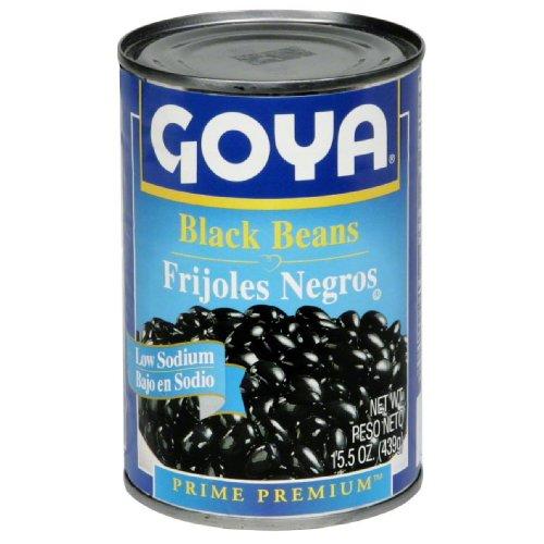Goya Black Beans Low Sodium by Goya