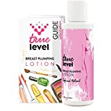True Level Breast Plumping Lotion With Natural Organic Ingredients Bust Enlargement Enhancement Cream