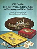 Old English Country Illustrations, Eleanor Hasbrouck Rawlings, 0486234916