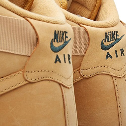 Nike High '07 Force Green LV8 outdoor Scarpe 1 Flax Basket Flax da Uomo Air qrtAr