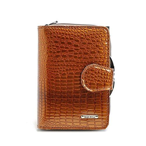 4cm Eysee 4cm Coffee femme gold Pochette rouge 12 8 5cm pour violet qqBUCTw8