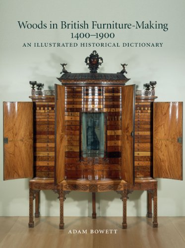 Woods in British Furniture Making 1400-1900: An Illustrated Historical Dictionary by Royal Botanic Gardens, Kew