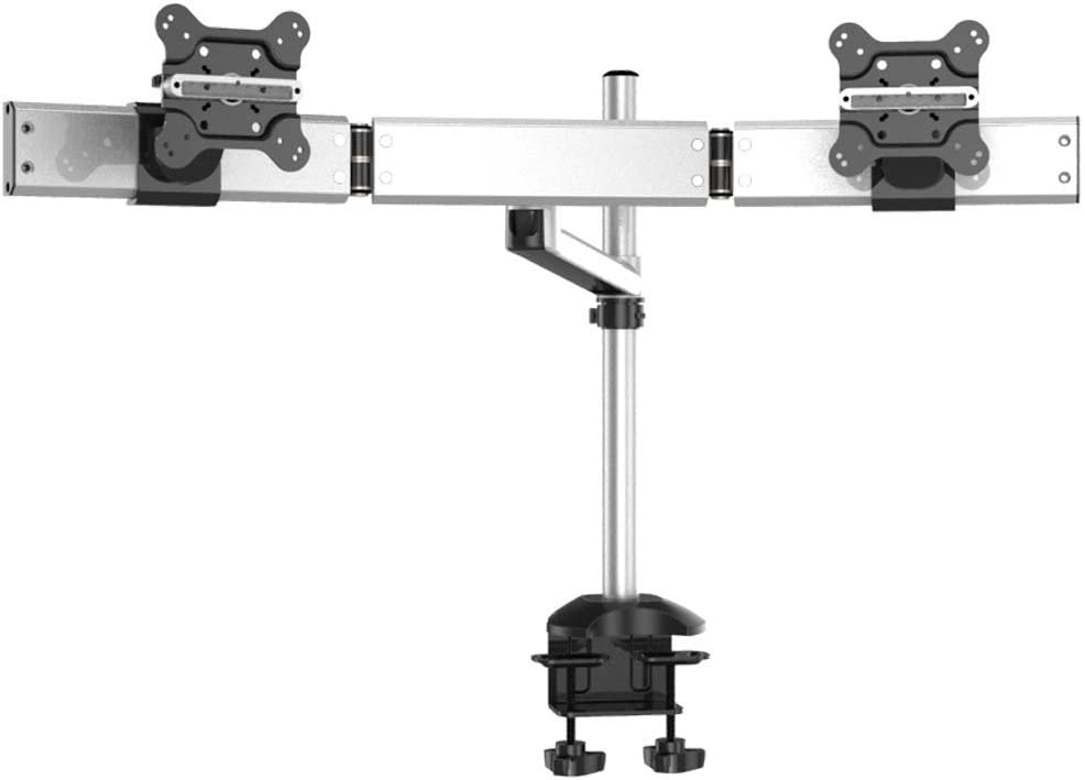 Cotytech Dual Monitor Desk Mount for Apple Quick Release with Single Arm (BL-AP29)