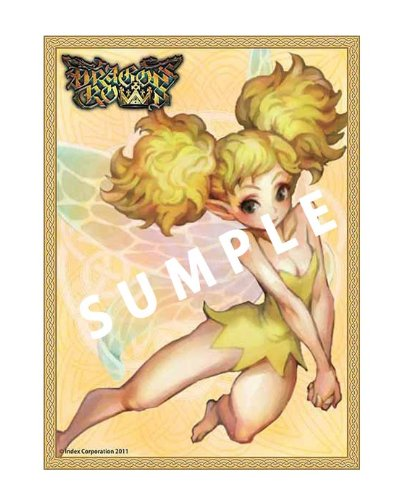 Dragons Crown FAIRY TIKI Character Card Sleeves Game TCG CCG MTG Magic Weiss Schwarz