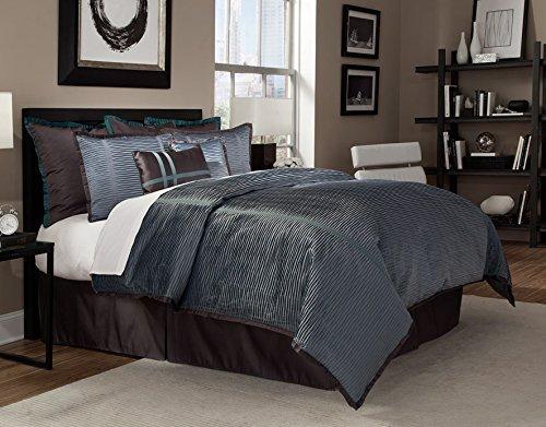 Comforter Veratex Euro (VIBRATO EURO SHAM GRAY)