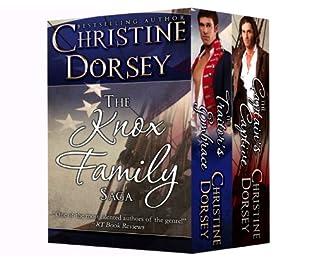 book cover of The Knox Family Saga