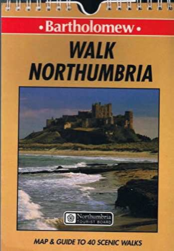 Walk Northumbria: 40 Walks in Northumberland, Durham, Cleveland and Tyne and Wear