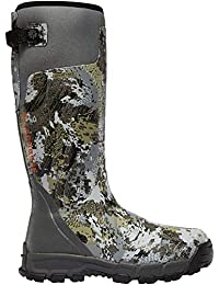 "Men's Alphaburly Pro 18"" 800G Waterproof Hunting Boot"