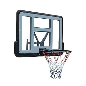 Amazon.com: SEADOSHOPPING - Tablero de baloncesto de fibra ...