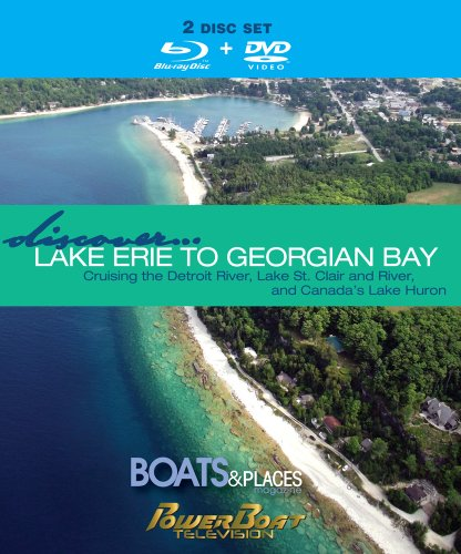 Georgian Place (Boats And Places Digital Discover Lake Erie to Georgian Bay DVD Set)