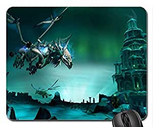 Dragonblight Mouse Pad, Mousepad (10.2 x 8.3 x 0.12 inches)