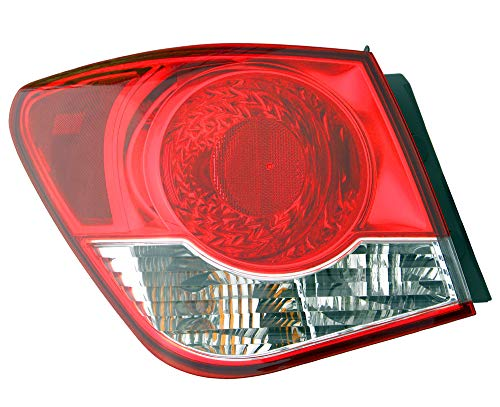 Compare Price To Chevy Cruze Oem Tail Lights