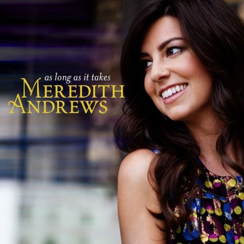 Meredith Andrews Album Cover