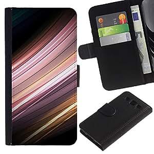 KingStore / Leather Etui en cuir / Samsung Galaxy S3 III I9300 / Sensor de movimiento