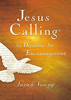 Jesus Calling 50 Devotions for Encouragement (Jesus Calling®) by [Young, Sarah]