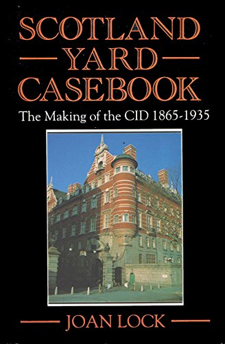 Scotland Yard Casebook the Making of The