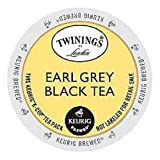 Twinings Earl Grey Tea Capsule, Compatible with Keurig K-Cup Brewers, 24-Count