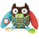 Topicker Fuuny Toy for Hug and Hide Activity , Owl
