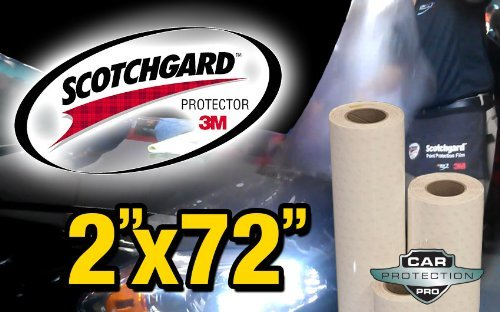 (3M Clear Bra Paint Protection Bulk Film Roll 2