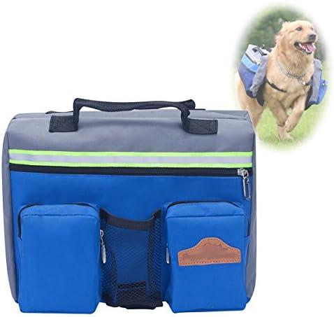 Univegrow Hiking Dog Packs Dog Backpacks Harness Gear for Camping / Univegrow Hiking Dog Packs Dog Backpacks Harness Gear for Camping