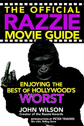 Official Razzie Movie Guide Hollywoods