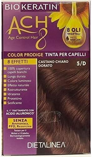 Biokeratin ACH8 Color Prodige - Tinte para el cabello-5/D ...