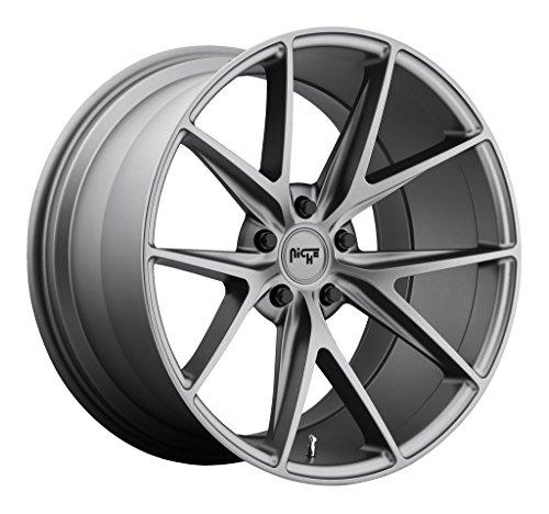 (Niche M116 Misano 20x10.5 5x114.3 +30mm Anthracite Wheel Rim)