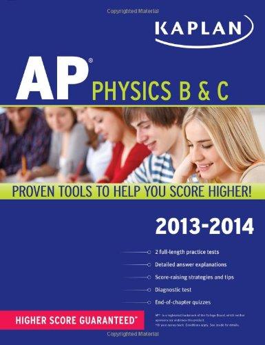 Kaplan AP Physics B & C 2013-2014 (Kaplan AP Series)