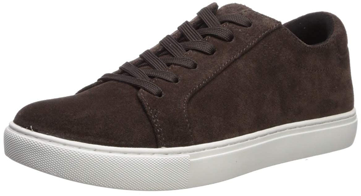 Chocolate Kenneth Cole New York Women's Kam Lace-Up Sneaker