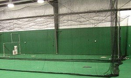 Backyard Baseball Batting Cage Net Netting #27 Ply HDPE