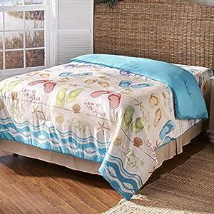 51gKNz68bGL._SS300_ Coastal Comforters & Beach Comforters