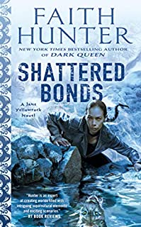 Book Cover: Shattered Bonds