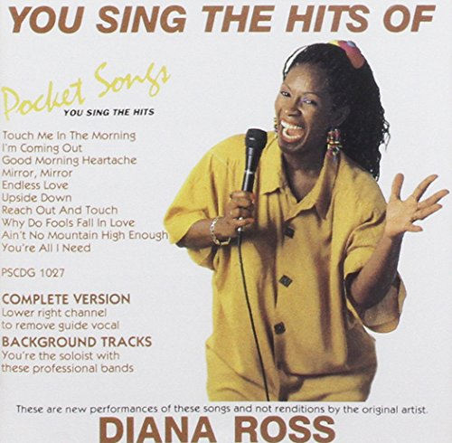 Karaoke: Diana Ross You Sing the Hit by Pocket Songs