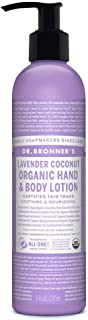 product image for Dr. Bronner's & Sun Dog's Magic Body Care Organic Lotions Lavender Coconut 8 fl. oz.