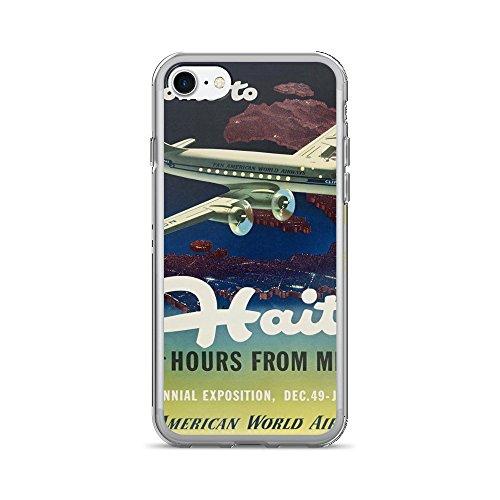 vintage-poster-haiti-iphone-7-case